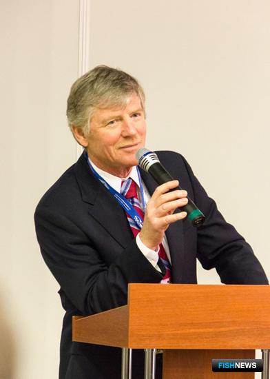 Консультант Американского совета по экспорту сои Жан ван ЭЙС
