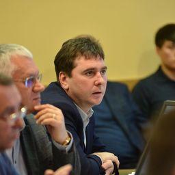 Руководитель Ассоциации рыбохозяйственных предприятий Сахалинской области Максим КОЗЛОВ