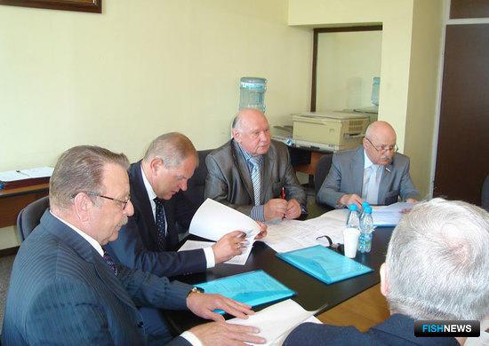 Заседание Совета Всероссийской Ассоциации рыбохозяйственных предприятий, предпринимателей и экспортеров (ВАРПЭ)