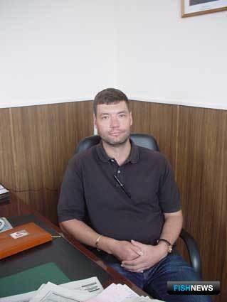 """Генеральный директор ООО """"Владфлотсервис"""" Валерий АРХИПОВ"""