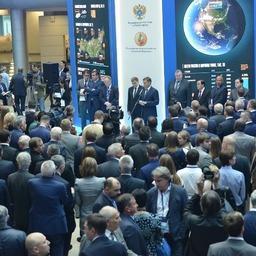 Руководитель Росрыболовства Илья ШЕСТАКОВ на открытии форума. Фото пресс-службы ведомства