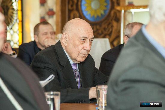 Председатель правления Росрыбколхозсоюза Борис БЛАЖКО