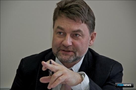 Директор АтлантНИРО Олег ЛАПШИН