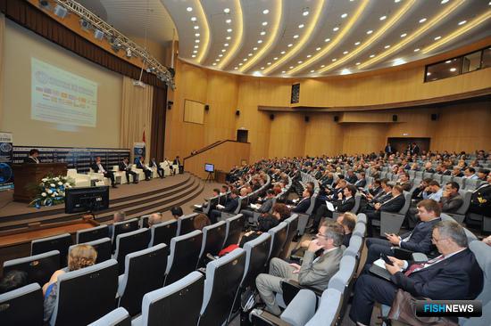 XII Международный конгресс рыбаков во Владивостоке, октябрь 2017 г.