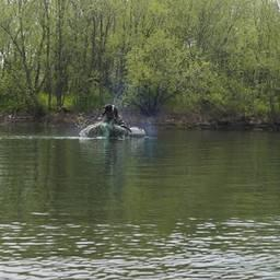 Сотрудничество Северо-Восточного теруправления Росрыболовства с рыбопромышленниками и силовиками дало результат - браконьеров на реках стало меньше. Фото пресс-службы СВТУ