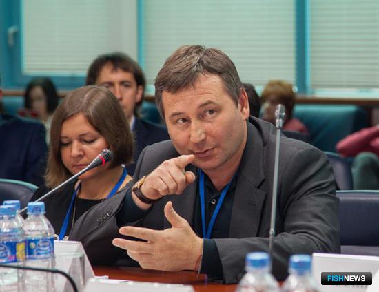 Гендиректор Южно-Курильского рыбокомбината Константин КОРОБКОВ