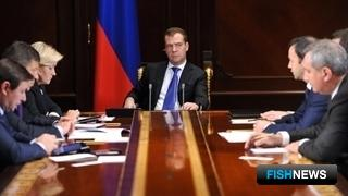 Председатель Правительства Дмитрий Медведев провел совещание с вице-премьерами