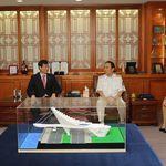 В Пусане прошла встреча руководителей Дальневосточного государственного технического рыбохозяйственного университета и Корейского морского и океанологического университета. Фото пресс-службы Дальрыбвтуза.
