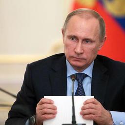 Президент России Владимир ПУТИН. Фото с личного сайта главы государства