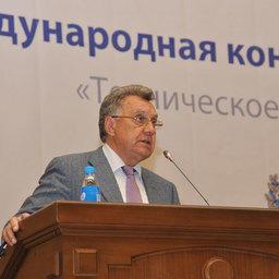 Председатель Законодательного собрания Приморского края Виктор Горчаков