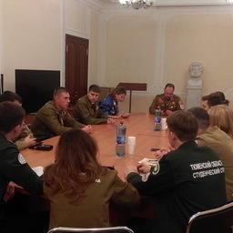 В рамках съезда прошли тематические заседания круглых столов. Фото пресс-службы правительства Камчатки