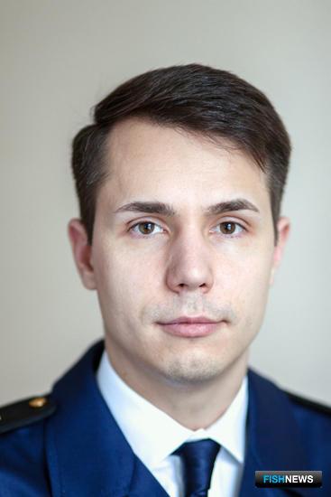Начальник ЦСМС Артем ВИЛКИН