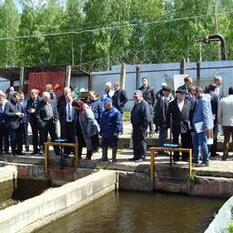 Ассоциация «Росрыбхоз» провела в Костромской области выездной семинар-совещание по вопросам развития индустриальной аквакультуры
