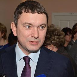 Директор ВНИРО Кирилл КОЛОНЧИН. Фото с сайта Tmb.news
