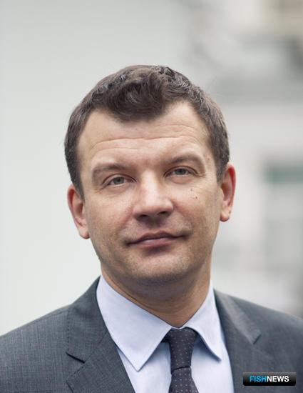 Генеральный директор Expo Solution Group, партнера Росрыболовства по разработке и реализации проекта по продвижению российской рыбы, Иван ФЕТИСОВ