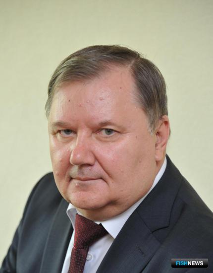 Генеральный директор АО «Дальневосточный аукционный рыбный дом» Сергей ЛЕЛЮХИН