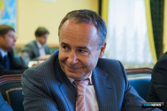 Вице-президент Союза рыбопромышленников Запада Дмитрий КОЖАРСКИЙ