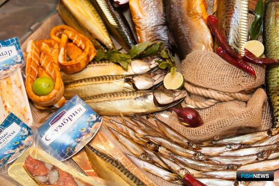 По сравнению с прошлым годом на «Продэкспо» стало больше российских компаний, предлагающих рыбу и морепродукты