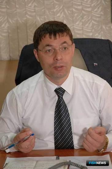 Геннадий СЮМАКОВ, генеральный директор фабрики орудий лова «Морское снабжение»