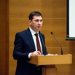 Президент Ассоциации рыбопромышленников Сахалина Максим КОЗЛОВ