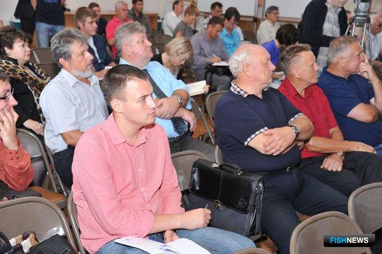 Общественные слушания по проекту госпрограммы развития рыбохозяйственного комплекса в Приморском крае на 2013-2017 гг.