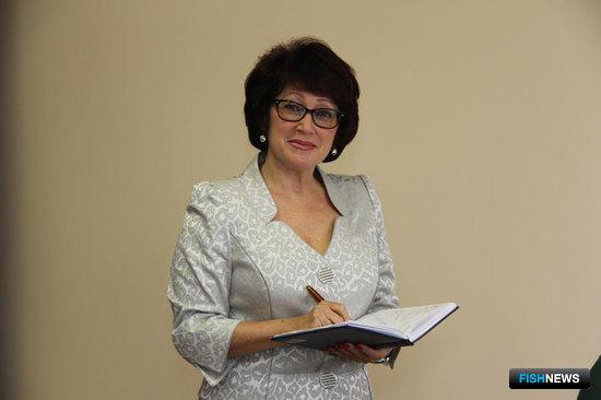 Людмила ТАЛАБАЕВА, генеральный директор ООО «Дальрыбпорт»