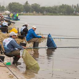 В День России в Ростове-на-Дону состоялся восьмой этап всероссийского фестиваля «Народная рыбалка»