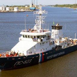 Природоохранное судно типа «Спрут»