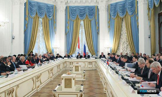 Российско-кубинские переговоры в Москве