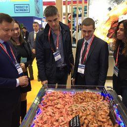 В Циндао начала работу рыбохозяйственная выставка China Fisheries and Seafood Expo