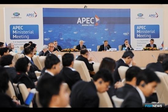Саммит АТЭС-2012, встреча министров. Владивосток, сентябрь 2012 г. Фото с сайта apec.org