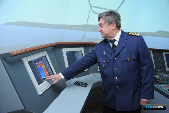 Владивостокский морской рыбопромышленный колледж посетила делегация ассоциаций рыбодобывающих компаний региона