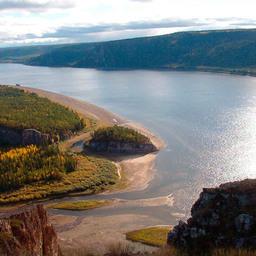 Река Лена. Фото с сайта travel-ykt.ru