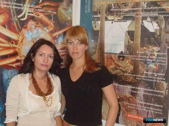 Участники выставки – ИА Fishnews.ru, журнал «Fishnews – Новости рыболовства»