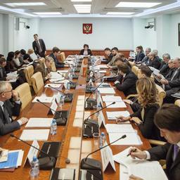 Круглый стол о перспективах российского промысла в открытых и удаленных районах Мирового океана в Совете Федерации