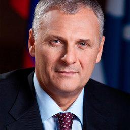 Губернатор Сахалинской области Александр ХОРОШАВИН