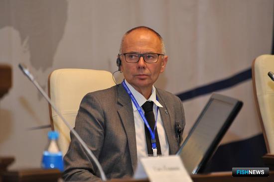 Председатель Союза рыбаков Норвегии Чель ИНГЕБРИГСТЕН
