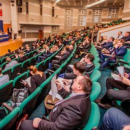 4 В рамках выставки состоялся 10-й Всероссийский продфорум «Поставщик в сети»