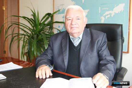 Анатолий КОЛЕСНИЧЕНКО, президент «Находкинской базы активного морского рыболовства»