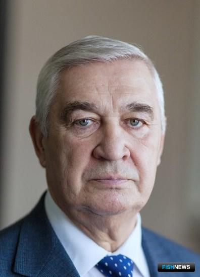 Председатель Координационного совета «Севрыба», заслуженный работник рыбного хозяйства России Вячеслав ЗИЛАНОВ