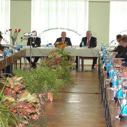 Совещание во Владивостоке