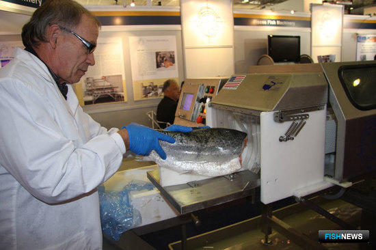 The European Seafood Exposition, Брюссель, апрель 2010 г.