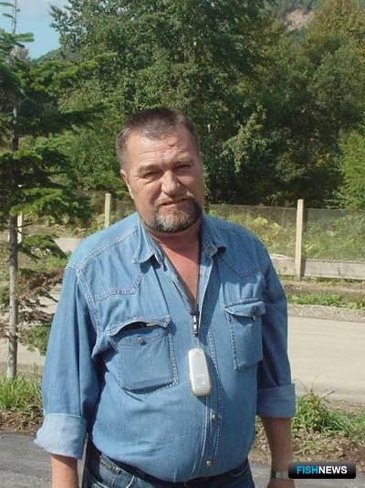 Александр МИЗИН, начальник отдела воспроизводства тихоокеанских лососей ФГУ Сахалинрыбвод