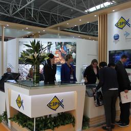 В этом году СЗРК продемонстрировал свою продукцию на выставке в Циндао