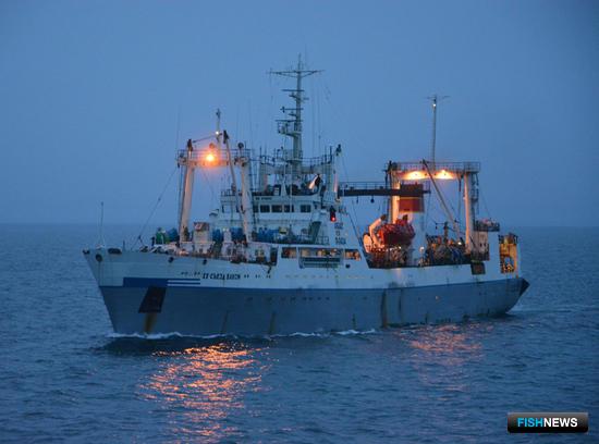 Рыбаки могут оценить промысловые перспективы