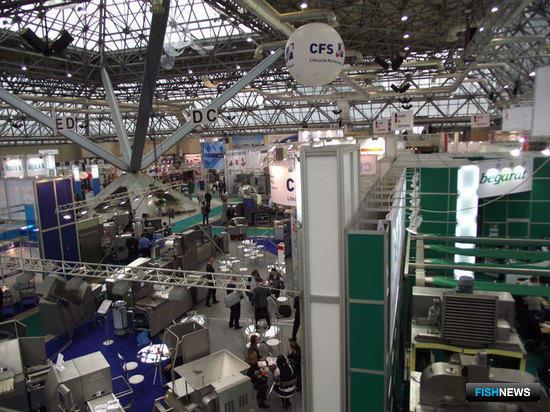 15-я международная выставка «Агропродмаш», Москва, октябрь 2010 г.