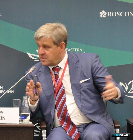 Президент ПАО «ТИГР» Сергей ДАРЬКИН