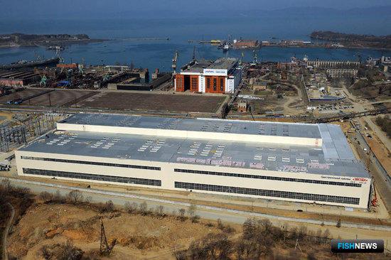 Дальний Восток станет центром гражданского судостроения