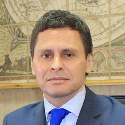 Исполняющий обязанности ректора Мурманского государственного технического университета Сергей АГАРКОВ
