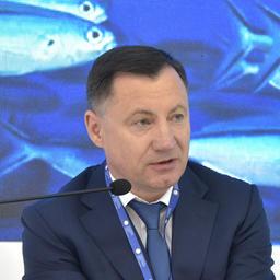Заместитель руководителя Федерального агентства по рыболовству Петр САВЧУК. Фото пресс-службы ФАР